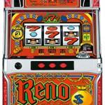 パチスロ RENO(リノ) 小役確率 解析